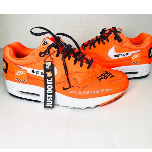 { Nike } Women's Air Max 1 Just Do It Sneakers